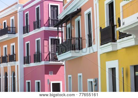 Puerto Rico Architecture