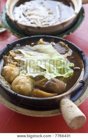 Famous Ba Kut Teh,malaysian Local Delicacies