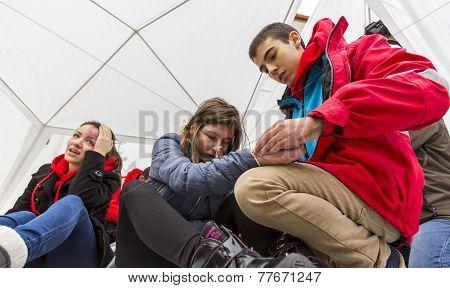 Bulgarian Red Cross Youth (brcy) Voluntary Organization