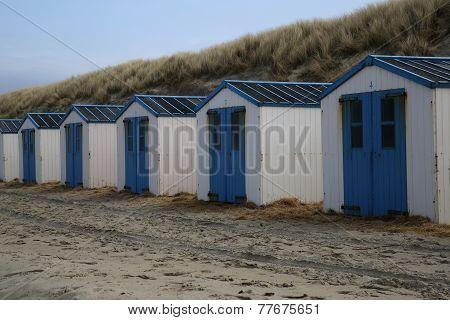 Beach Houses Texel