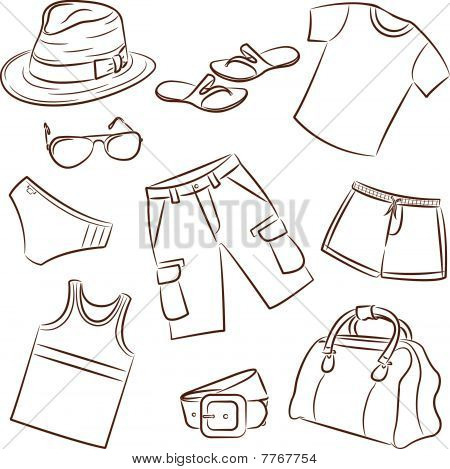 Summer menswear