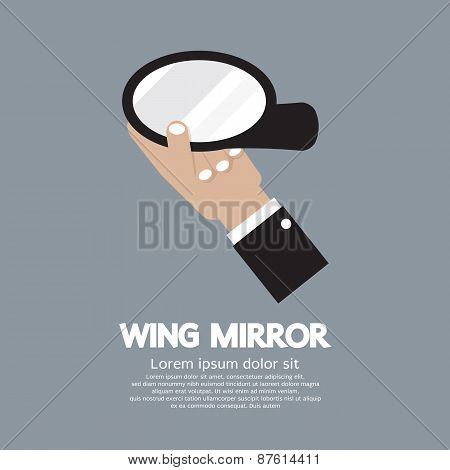 Wing Mirror Car Parts.