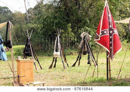 Rebel Camp