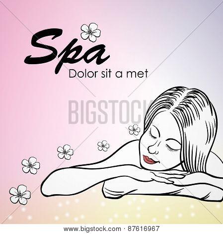 Spa Girl