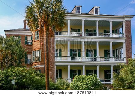 Mansion, Charleston, South Carolina