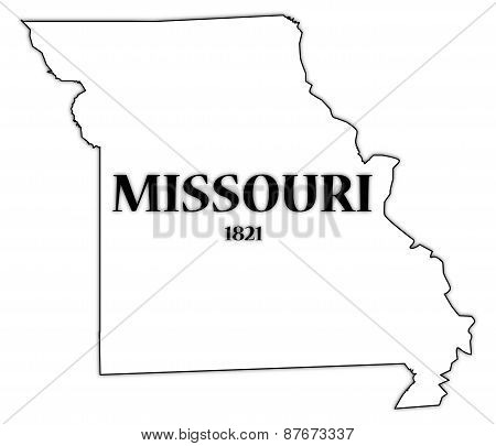 Missouri State And Date