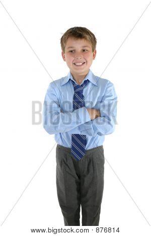 Casual Schoolboy