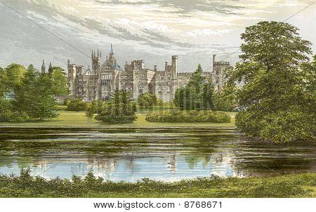 Alton Towers Castle