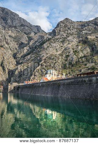 The Sea Gate Of Kotor, Montenegro