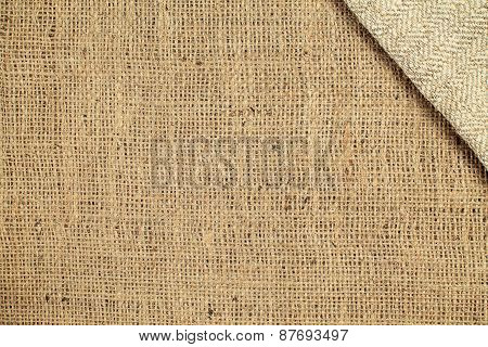 poster of top view vintage texture  canvas background