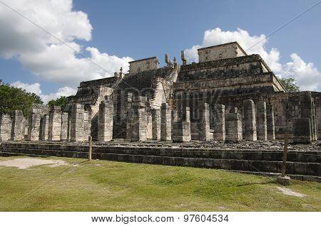 Warriors Temple