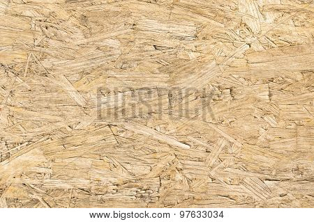 Chipboard Wood Background And Alternative Construction Material - Texture On Wooden Panel