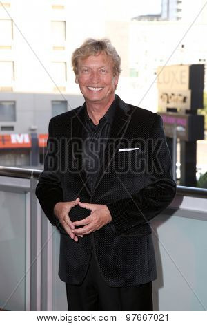 LOS ANGELES - AUG 1:  Nigel Lythgoe at the The Dizzy Feet Foundation`s Celebration Of Dance Gala at the Club Nokia on August 1, 2015 in Los Angeles, CA