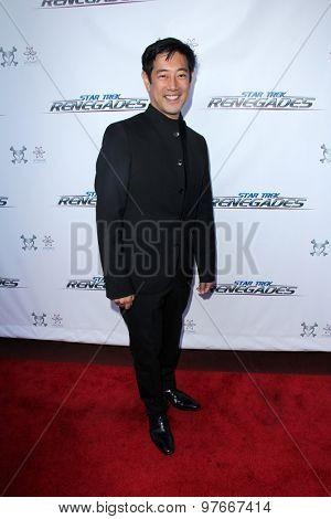 LOS ANGELES - AUG 1:  Grant Imahara at the