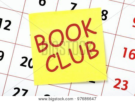 Book Club Appointment