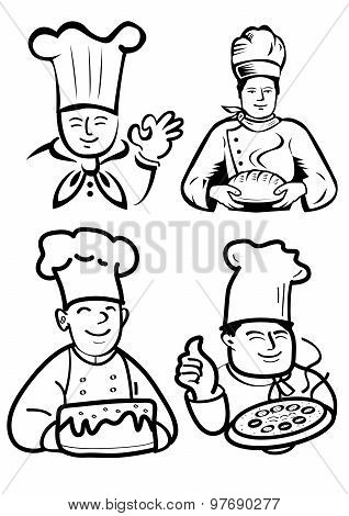 Baker and Chef