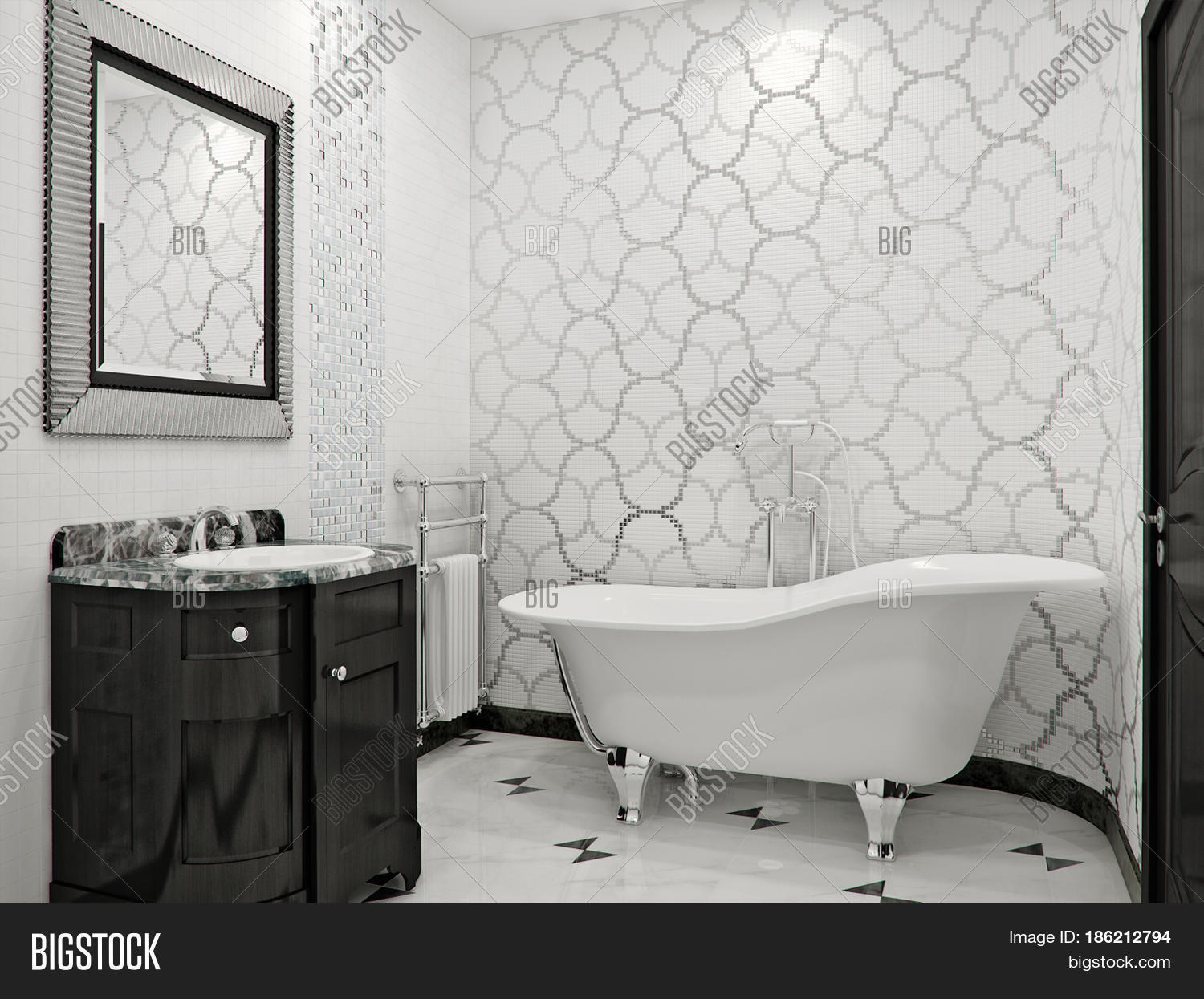 Luxurious Bathroom Image & Photo (Free Trial) | Bigstock