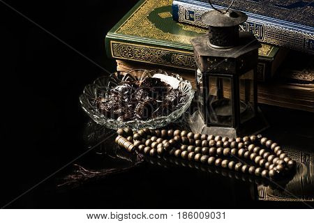 prayer beads with date palm ,Islamic Fruit