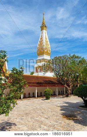 Wat Phra That Phanom Temple Nakhon Phanom Province Thailand