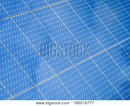 3d rendering solar panel or solar cell background