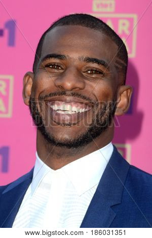 LOS ANGELES - MAY 6:  Chris Paul at the VH1`s 2nd Annual Dear Mama: An Event To Honor Moms on the Huntington Library on May 6, 2017 in Pasadena, CA