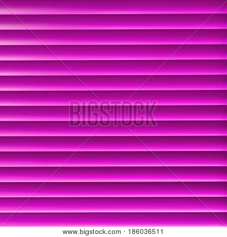 Modern fuchsia light blinder close up background