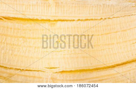 Banana peel texture