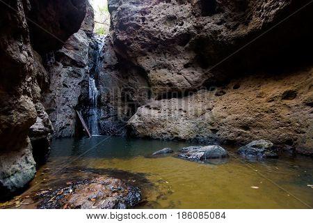 Thai Pai Pam Bok Waterfall