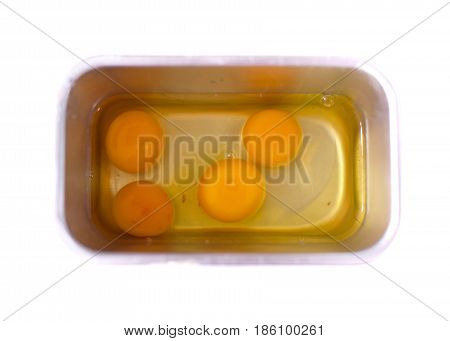 Eggs,An eggs in the bowl for cooking