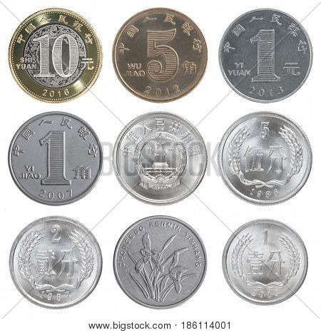Chinese Set Coin