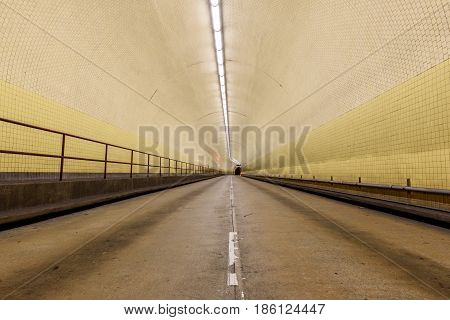 Robert C Levy Aka Broadway Tunnel In San Francisco