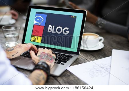 Blog Content Message Post Opinion Story