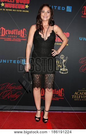 LOS ANGELES - APR 26:  Jade Harlow at the NATAS Daytime Emmy Nominees Reception at the Hollywood Museum on April 26, 2017 in Los Angeles, CA