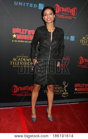 LOS ANGELES - APR 26:  Brytni Sarpy at the NATAS Daytime Emmy Nominees Reception at the Hollywood Museum on April 26, 2017 in Los Angeles, CA