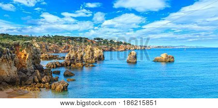 Atlantic Coast View, Algarve.
