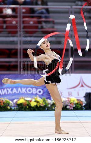 Anna Afuxenidi Kazakhstan