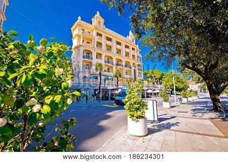 Town Of Opatija Street View,
