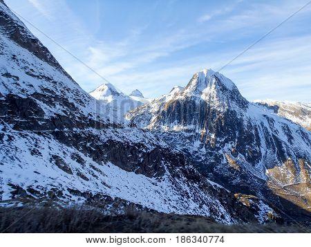 Canton Wallis, Nufenen Pass