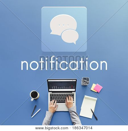Notification Digital Alert Display Inbox