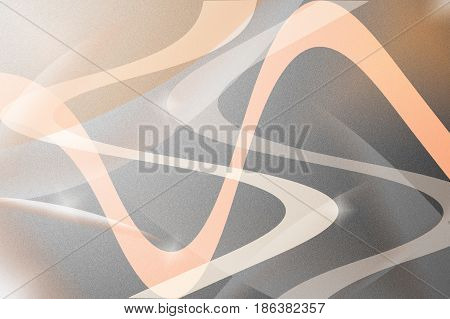 A beautiful abstract curved background or wallpaper.