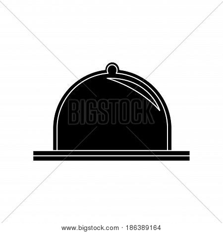 dome industry production technology image vector illustration
