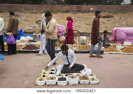 Sunday Market Stall