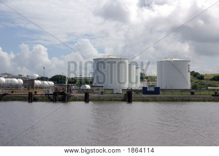Gas Storage Terminal