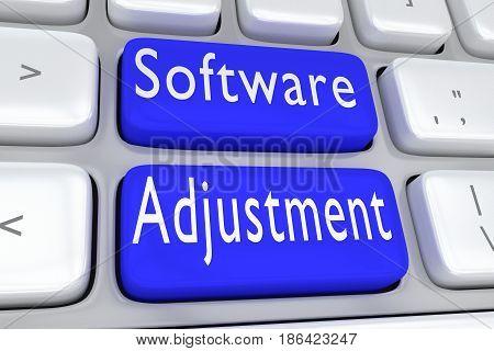 Software Adjustment Concept