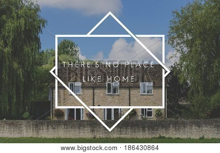 Home Address Living Property Residential