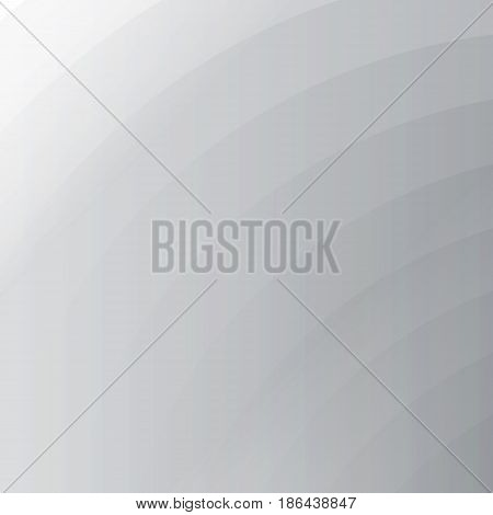 curve line gray and white black color background abstract art vector copy space