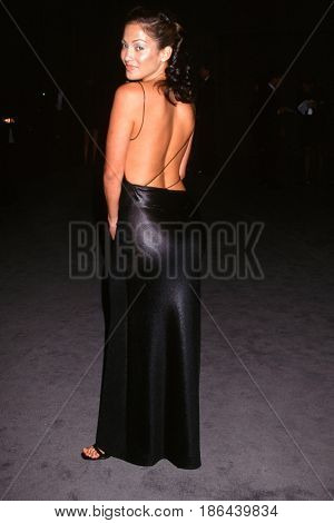 LOS ANGELES - JUN 5:  Jennifer Lopez at the Tom Ford of Gucci Hosts Fashion Benefit for APLA at the Santa Monica Airport on June 5, 1997 in Santa Monica, CA
