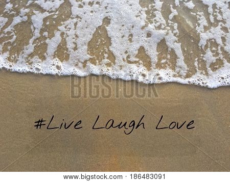 Dream Chance Live Laugh Life Motivation Time