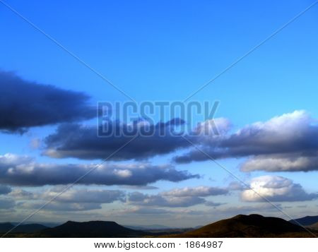 Stunning Virginia Sky