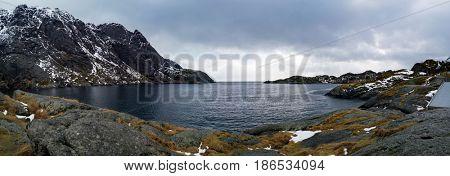 North sea panorame